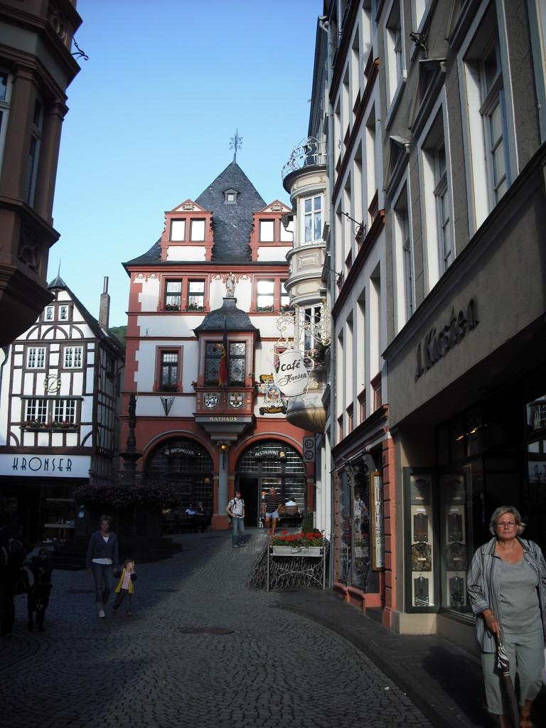 Bernkastel Altstadt
