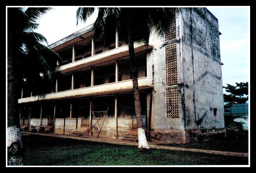 Kambodscha Phnom Penh S21 Museum