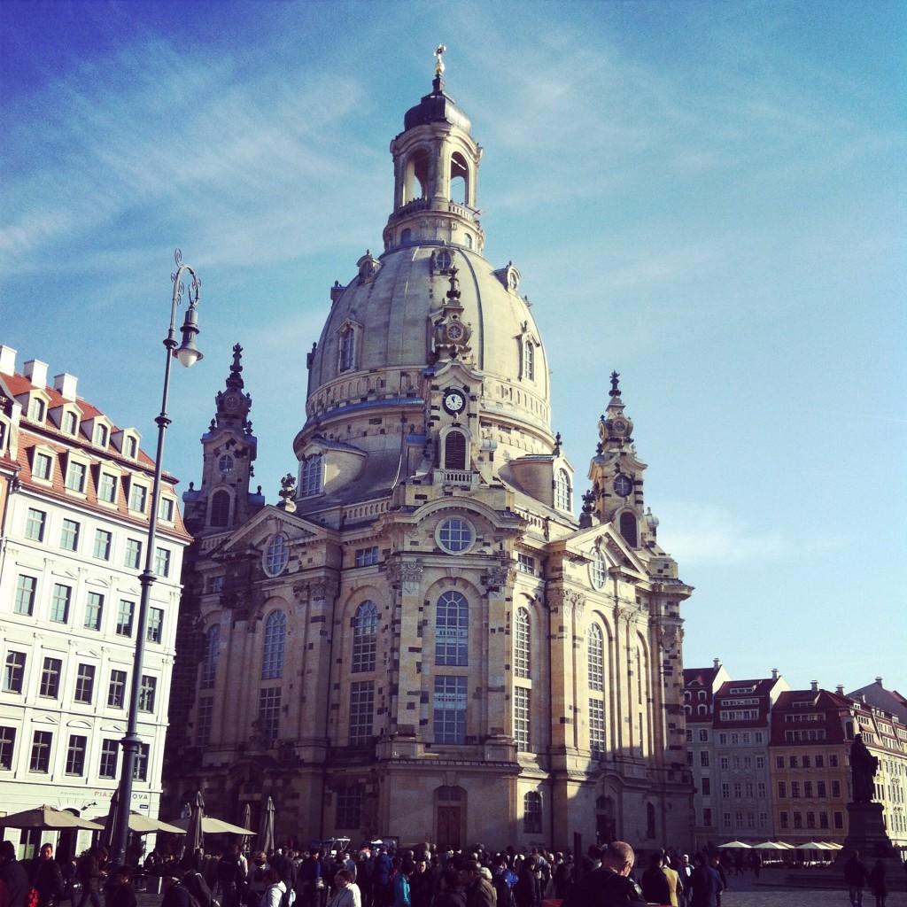 5 Sehenswürdigkeiten in Dresden - Reiseblog Gecko Footsteps