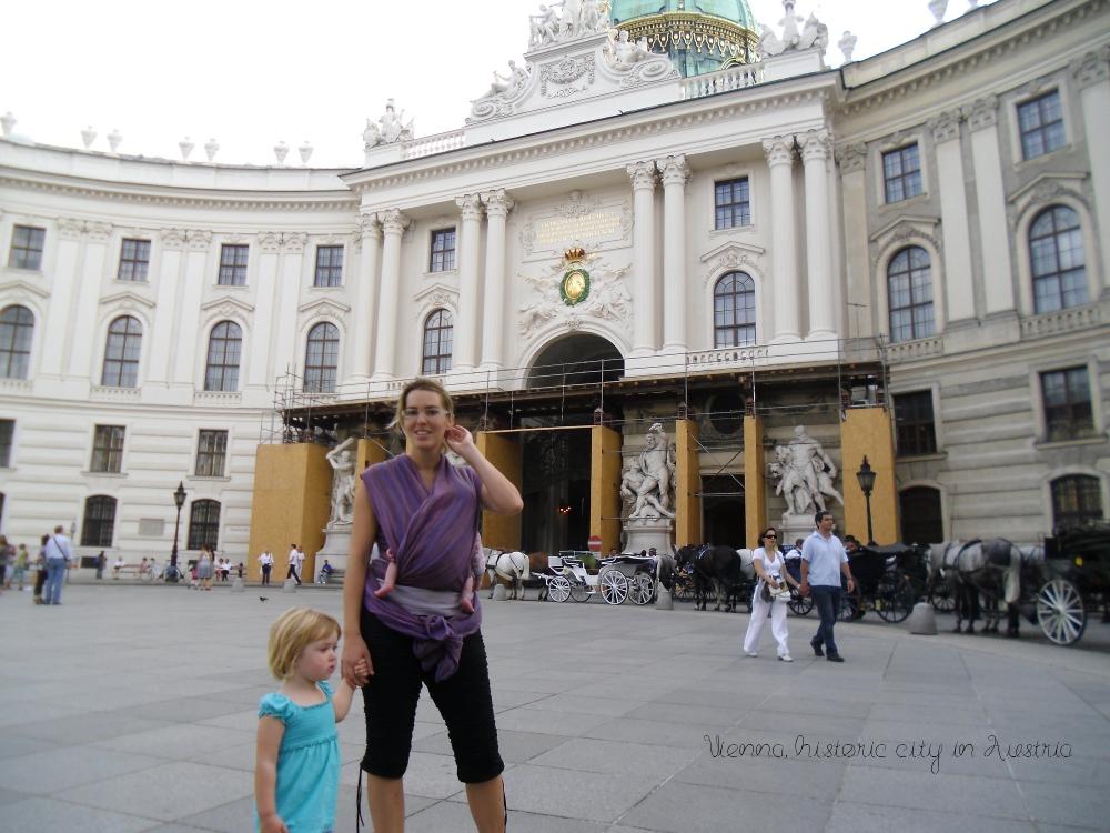 Städtereisen mit Kind Antsinourpants Wien