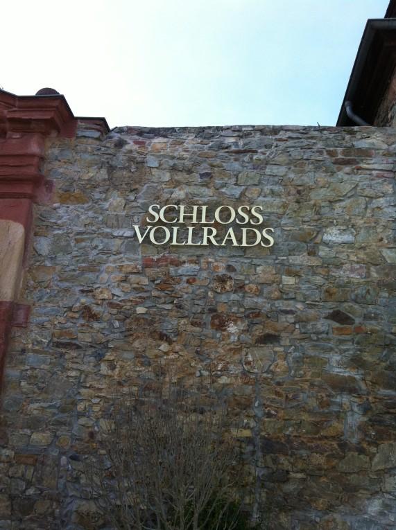 Rheingau Schloss Vollrads