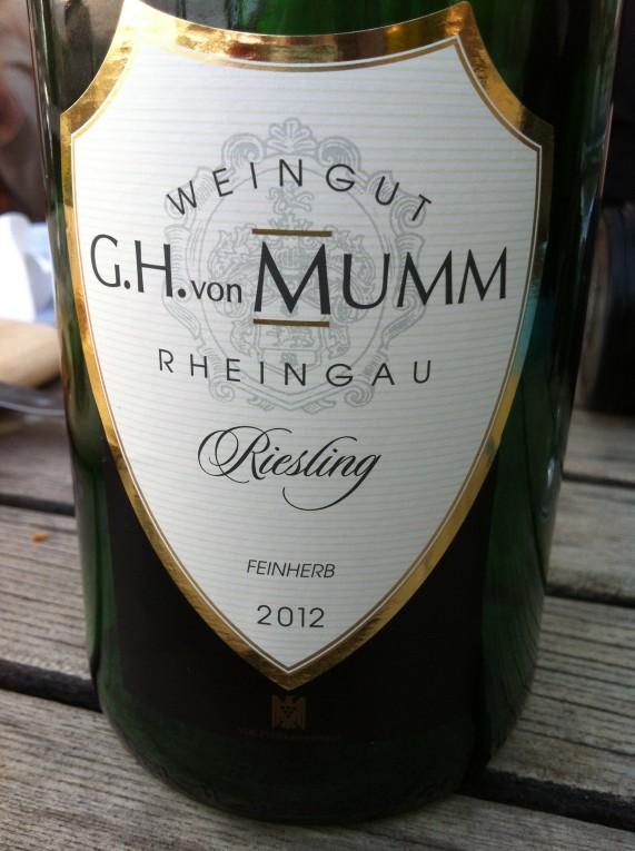 Rheingau Mumm