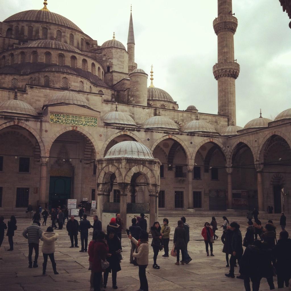 Impressionen von Istanbul