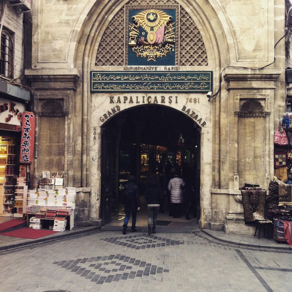 Impressionen von Istanbul Großer Basar