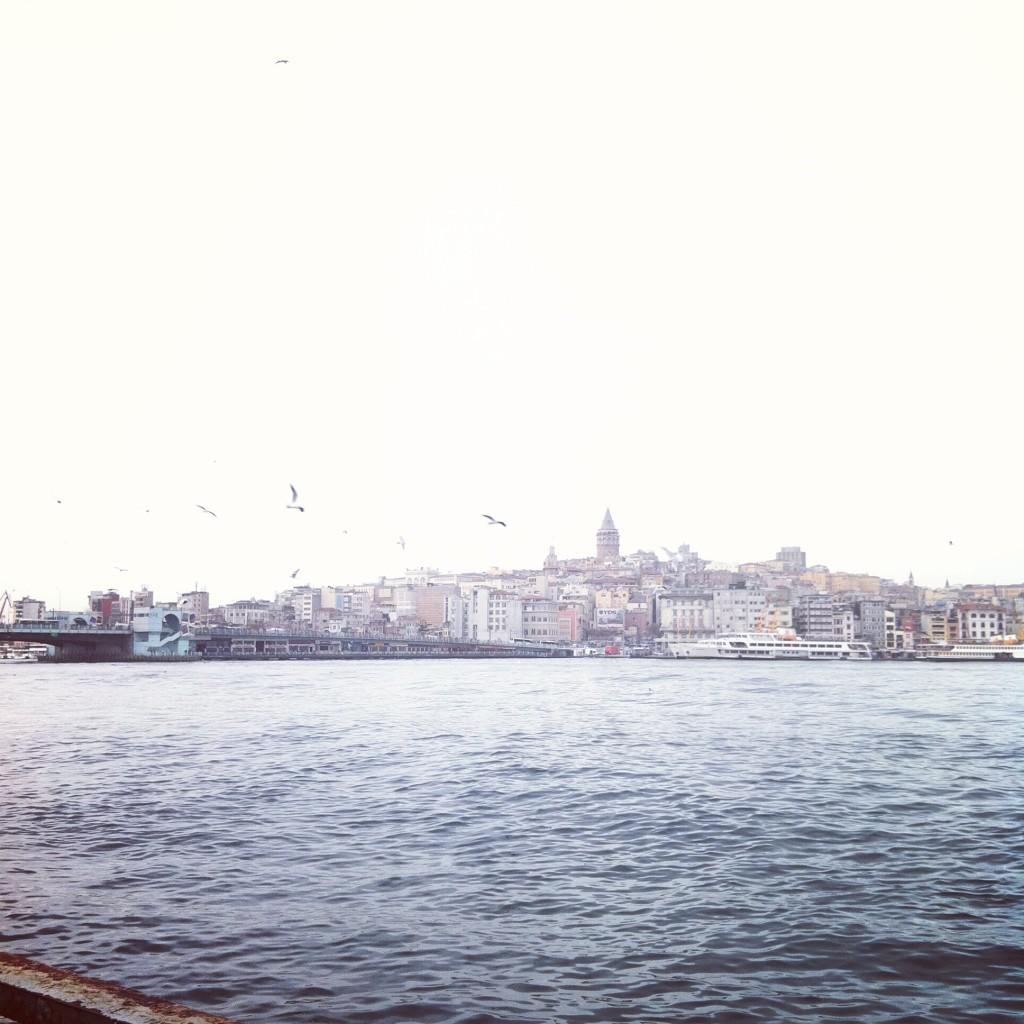 Impressionen von Istanbul Galata