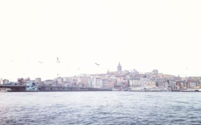 Istanbul mit Kind