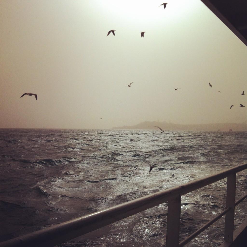 Istanbul Bosporus-Bootsfahrt