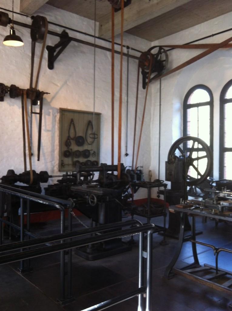 Osnabrück Museum Industriekultur Maschinen