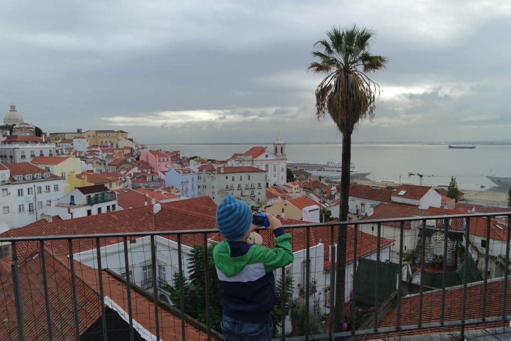 Städtereisen mit Kind KindundKoffer Lissabon1