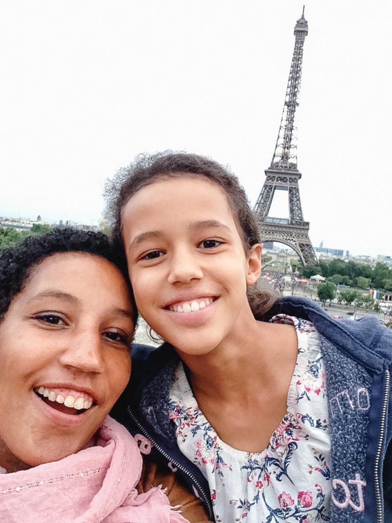 Städtereisen mit Kind Woandersschoen Paris