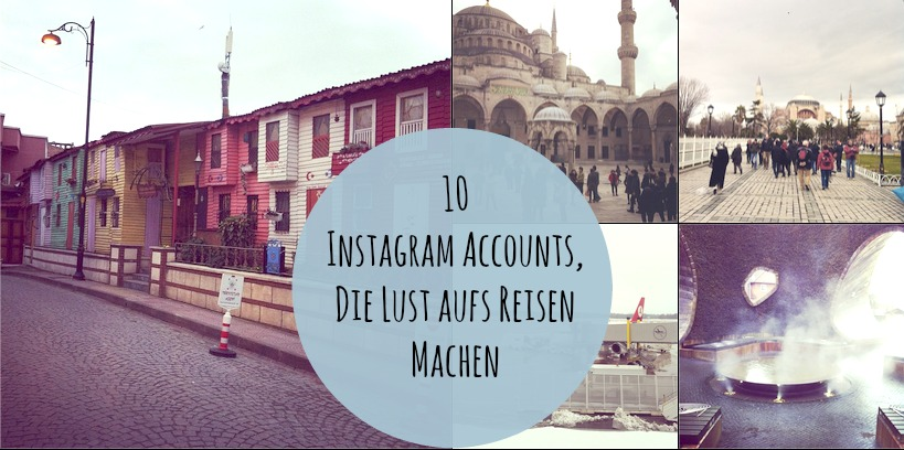 10 Instagram Accounts