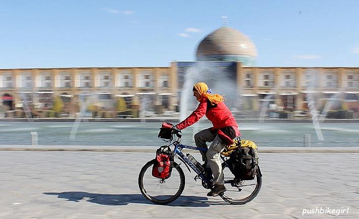 Pushbikegirl_Iran - Esfahan