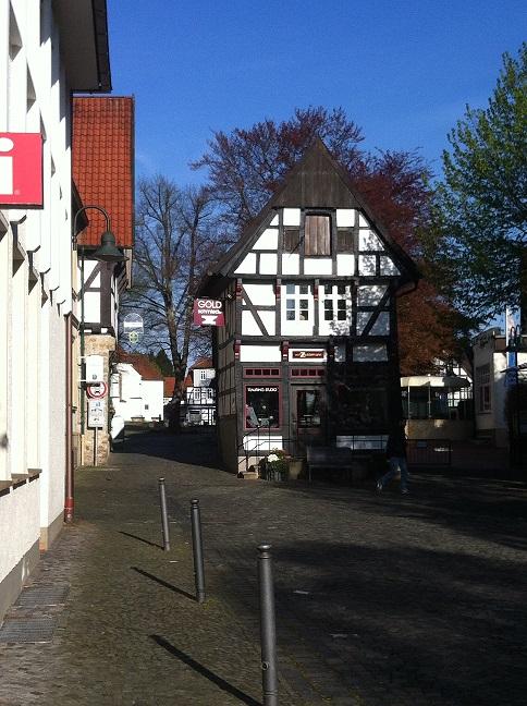 Bad Essen Marktplatz