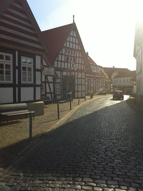 Bad Essen Seitenstraße