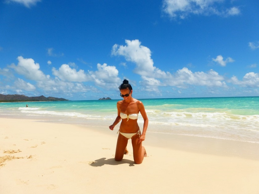 Ferntastisch_Hawaii_Waimanalo Beach 1