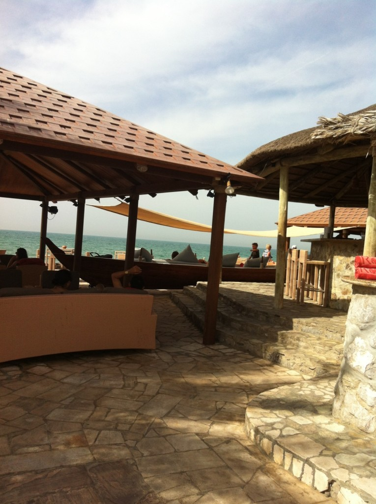 Cove Rotana Beach Bar