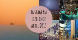 Instagram Lieblinge April