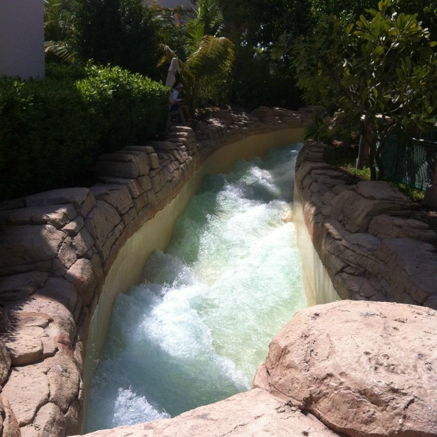 Aquaventure Fluss