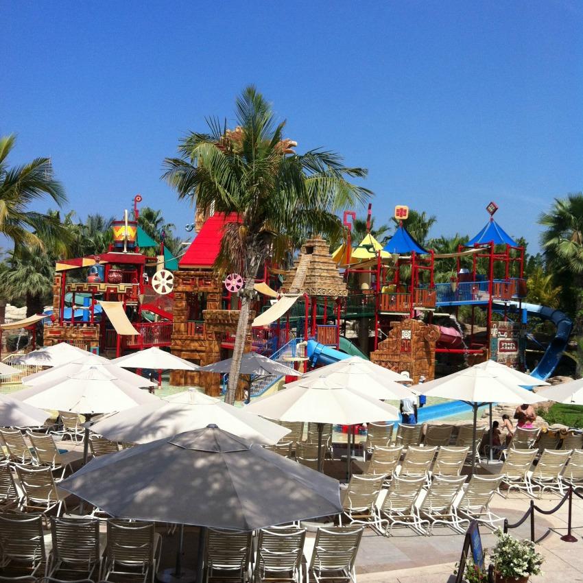 Aquaventure Spielplatz