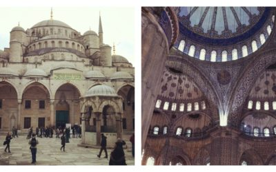 Die Blaue Moschee - Ein Traum aus 1001 Nacht
