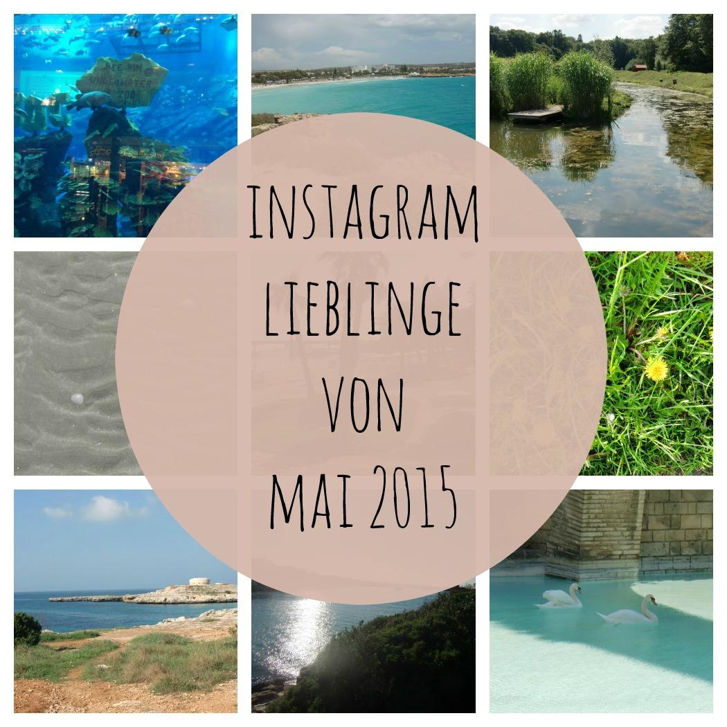 Instagram Lieblinge von Mai 2015