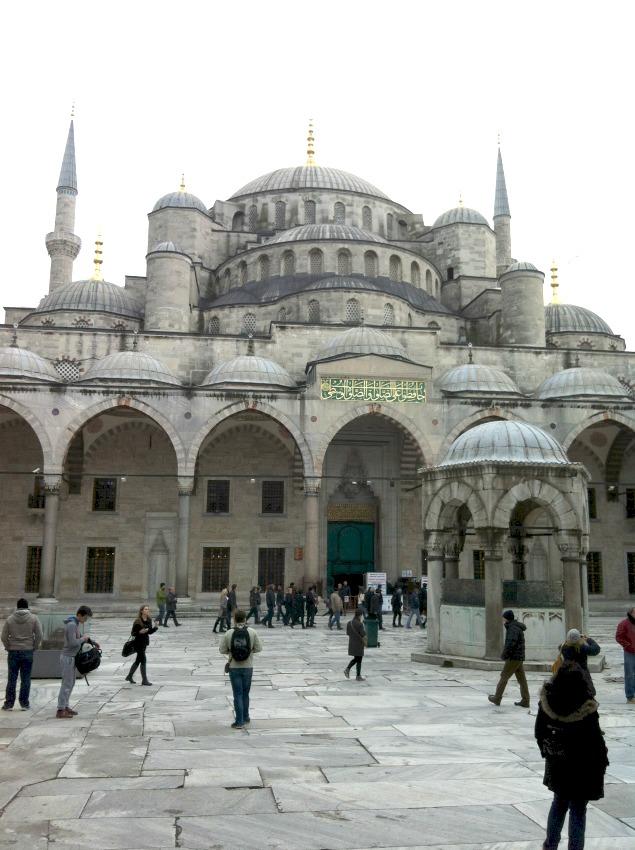Istanbul_Blaue Moschee
