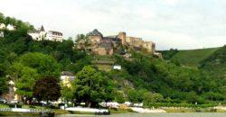 Erkundungstour auf Burg Rheinfels