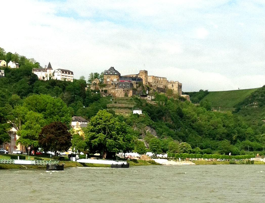 St. Goar - Erkundungstour auf Burg Rheinfels
