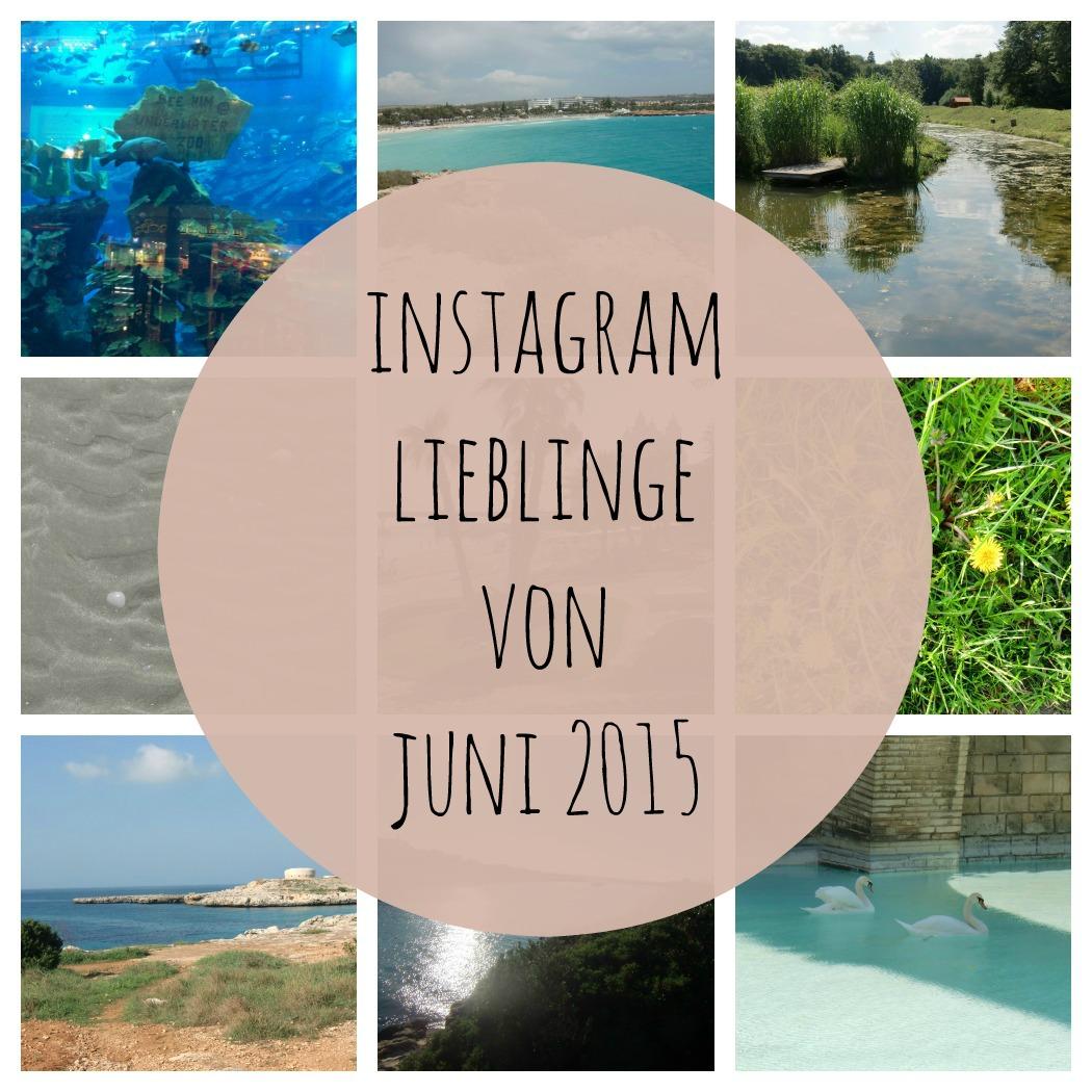 Instagram-Lieblinge von Juni 2015