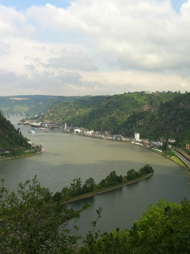 Loreley Aussicht