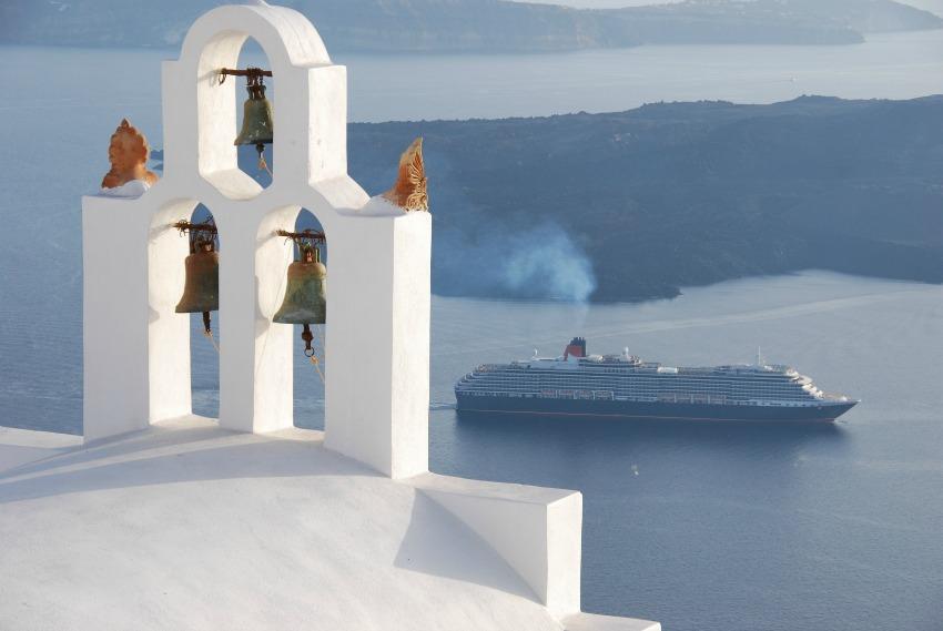 Santorini_Queen Victoria