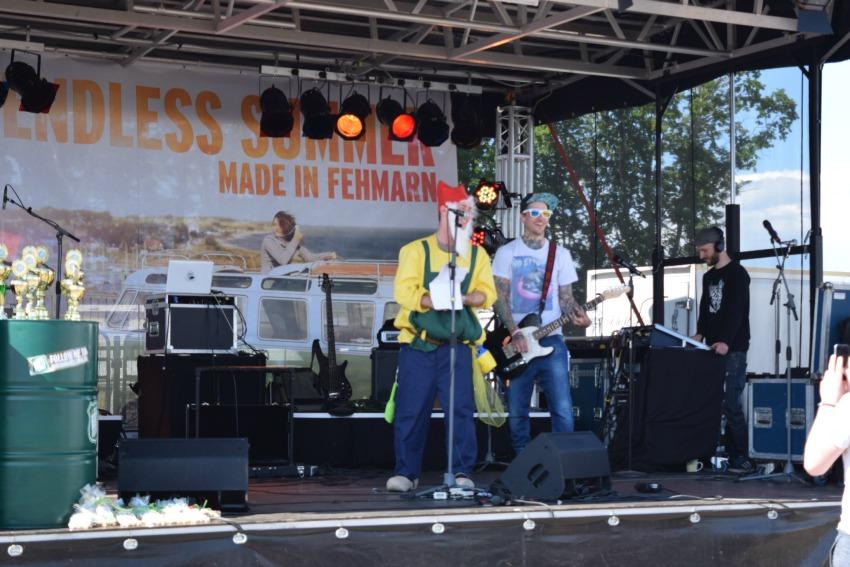 Somersby Midsummer Bulli Festival Band
