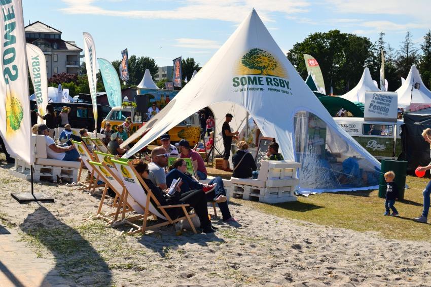 Somersby Midsummer Bulli Festival Bar