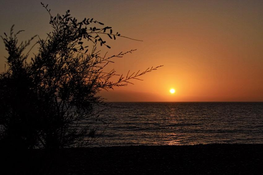 Erkunde die Welt_Teneriffa Sonnenuntergang