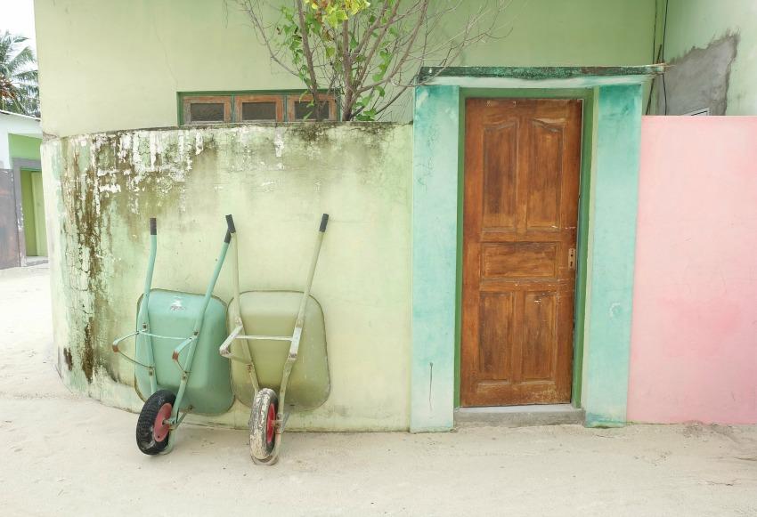 Malediven Häuser Planet Hibbel