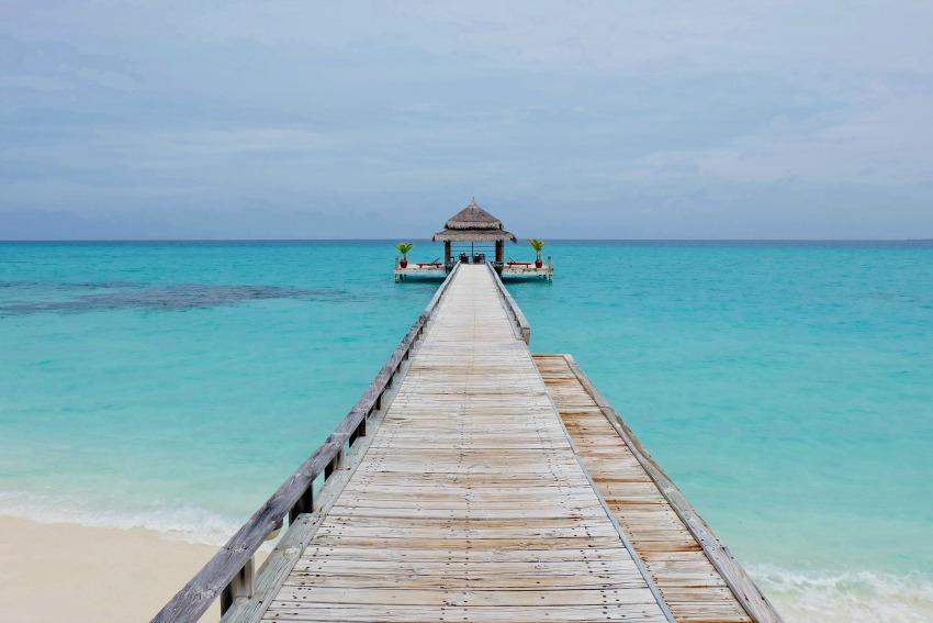 Malediven Beach Planet Hibbel