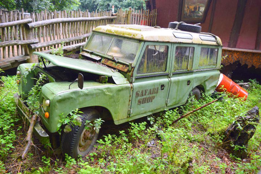 Osnabrück Zoo Jeep