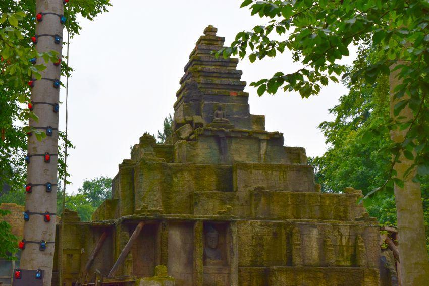 Osnabrück Zoo Tempel