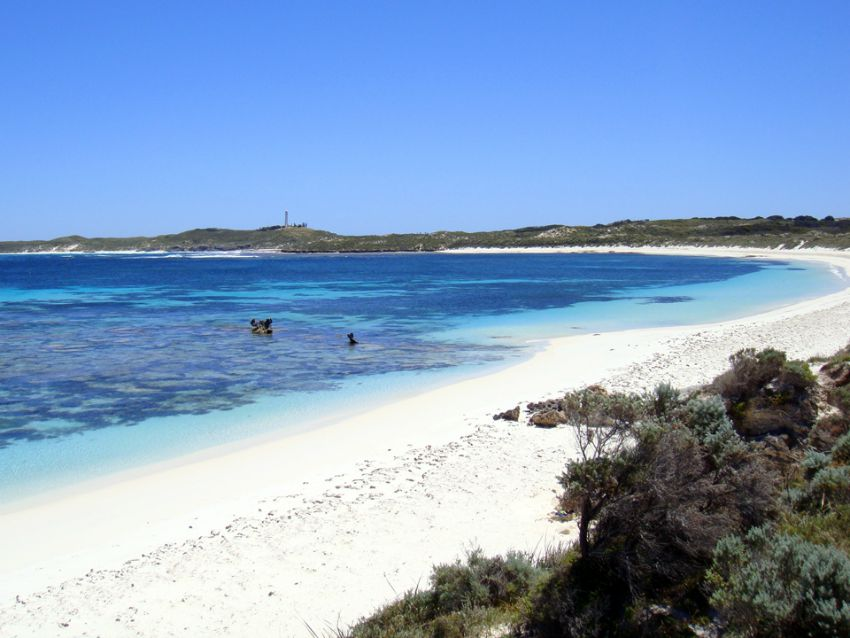 Rottnest Island Beach Breathing Travel