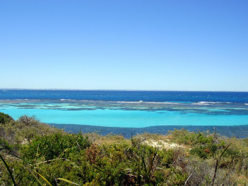 Rottnest Island Meeresfarben Breathing Travel
