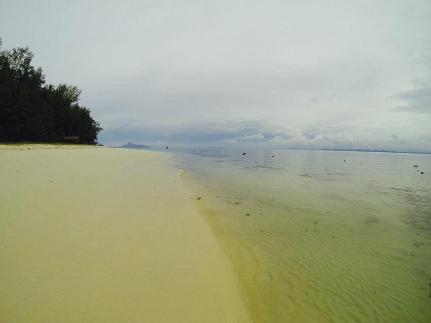 Funkloch Pulau Besar Malaysia
