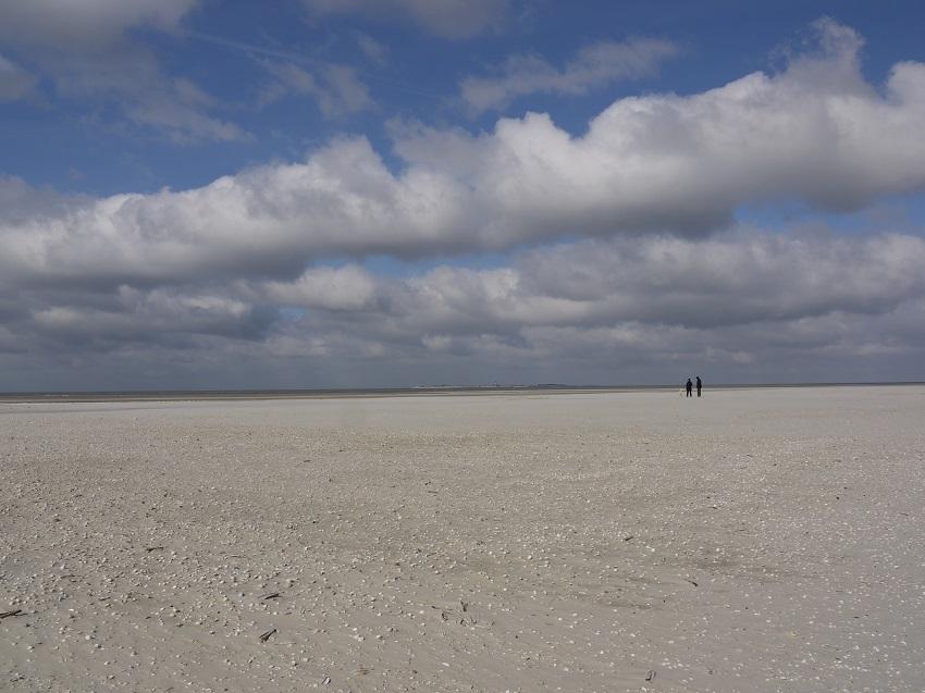 Amrum Strand Meerblog