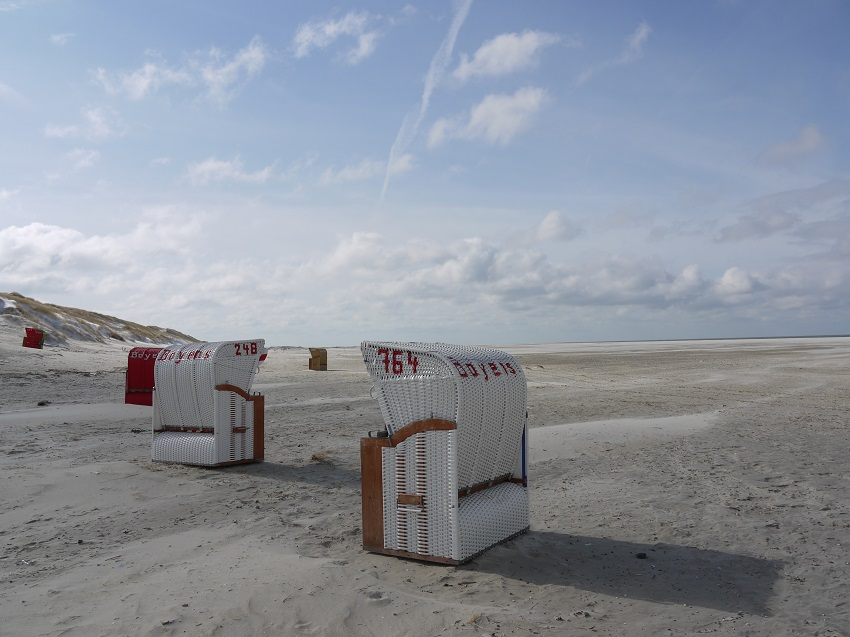 Amrum Strandkorb Meerblog