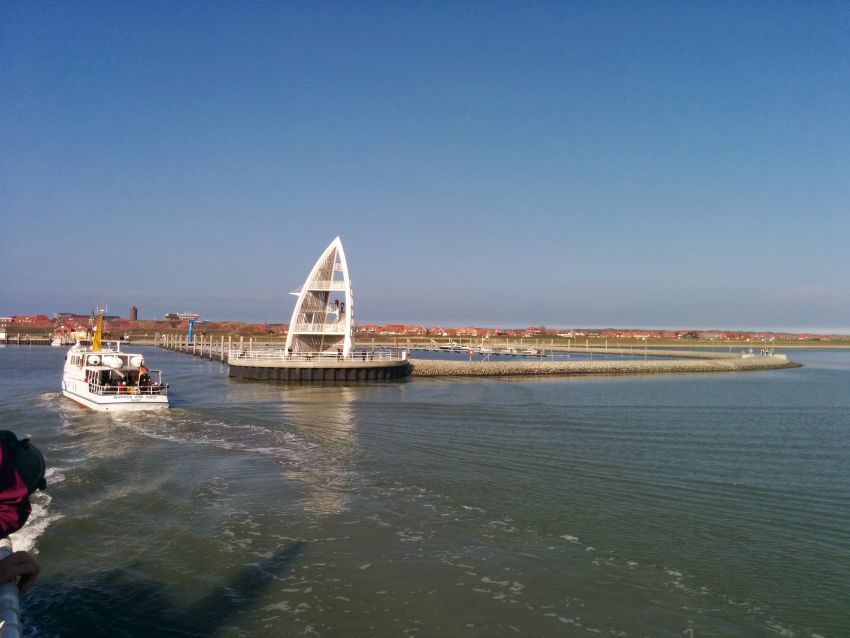 Juist Boot Travellerblog