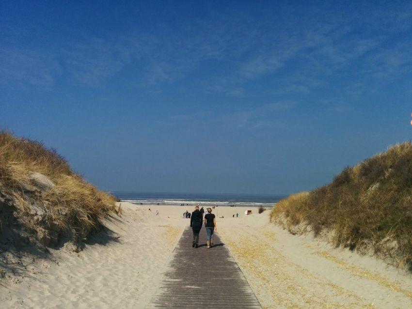 Juist Steg Travellerblog