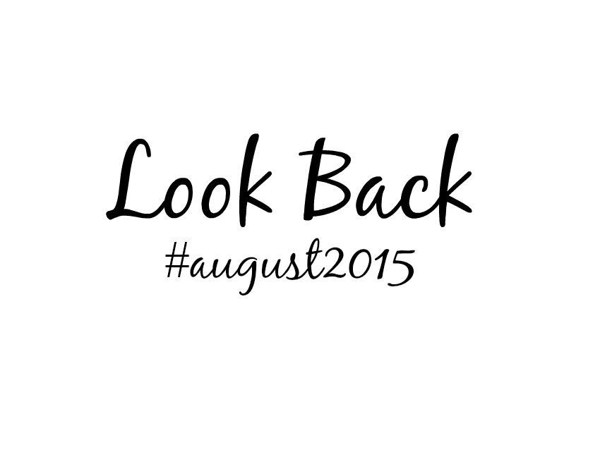 Gecko Footsteps Look Back August 2015