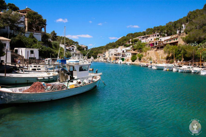 Mallorca Cala Figuera_Takly on tour