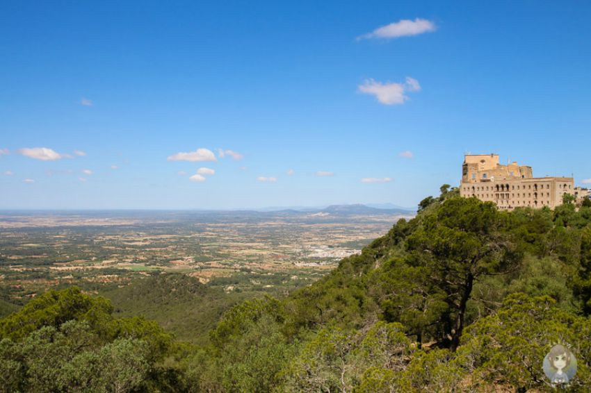 Mallorca Kloster_Takly on tour