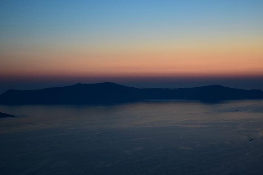 Santorini Fira Sonnenuntergang2