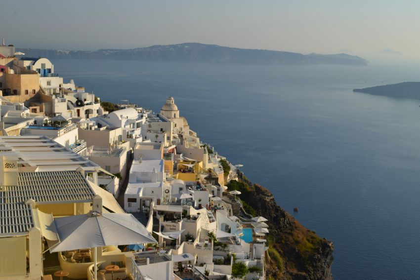 Urlaub in Griechenland - Magazine cover